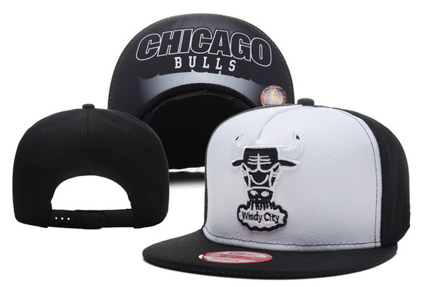 Chicago Bulls Snapback Hat XDF 0721