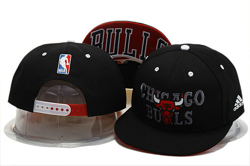 Chicago Bulls Snapback Hat YS 0721