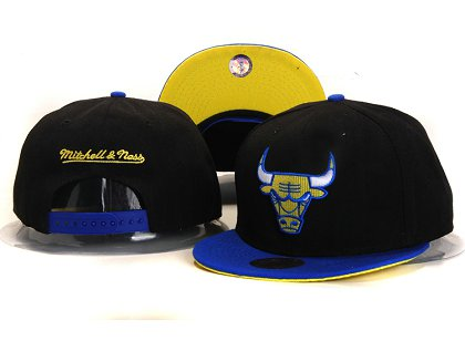 Chicago Bulls New Snapback Hat YS E03
