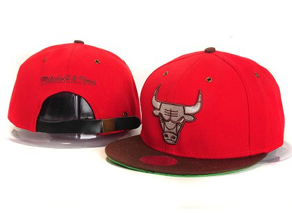 Chicago Bulls New Snapback Hat YS E39