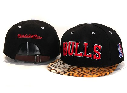 Chicago Bulls New Snapback Hat YS E54