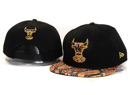 Chicago Bulls New Snapback Hat YS E82