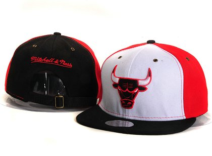 Chicago Bulls New Type Snapback Hat YS5614