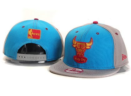 Chicago Bulls New Type Snapback Hat YS5615