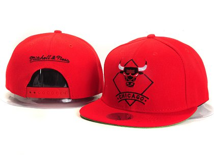 Chicago Bulls New Type Snapback Hat YS5616