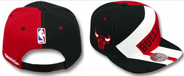 Chicago Bulls Snapback Hat gf1