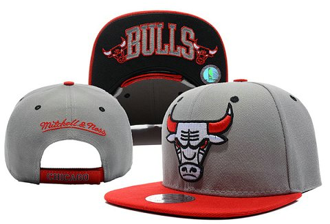 Chicago Bulls NBA Snapback Hat XDF094
