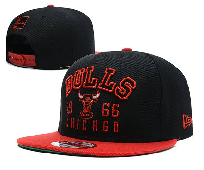 Chicago Bulls Snapback Hat SD 1f5