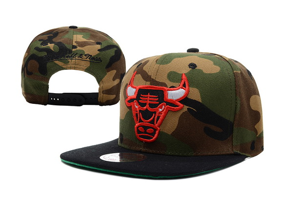 Chicago Bulls NBA Snapback Hat XDF161