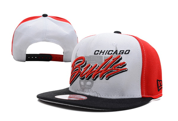 Chicago Bulls NBA Snapback Hat XDF169
