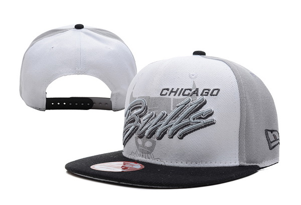 Chicago Bulls NBA Snapback Hat XDF170