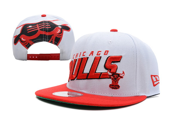 Chicago Bulls NBA Snapback Hat XDF176