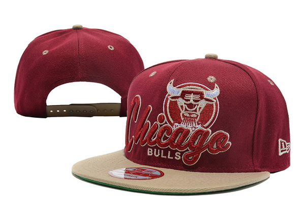 Chicago Bulls NBA Snapback Hat XDF181