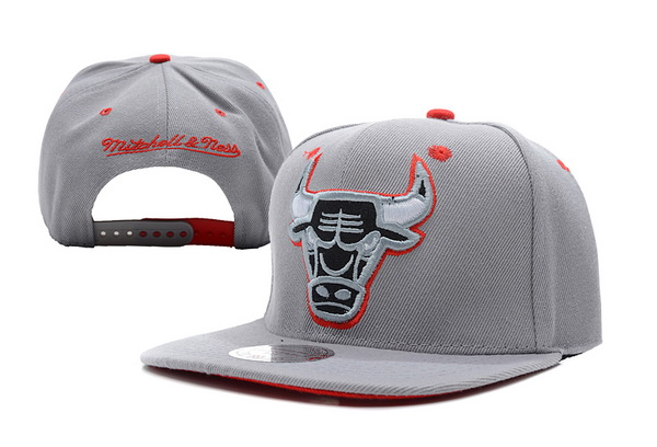 Chicago Bulls NBA Snapback Hat XDF196