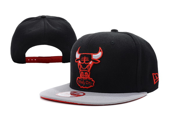 Chicago Bulls NBA Snapback Hat XDF198