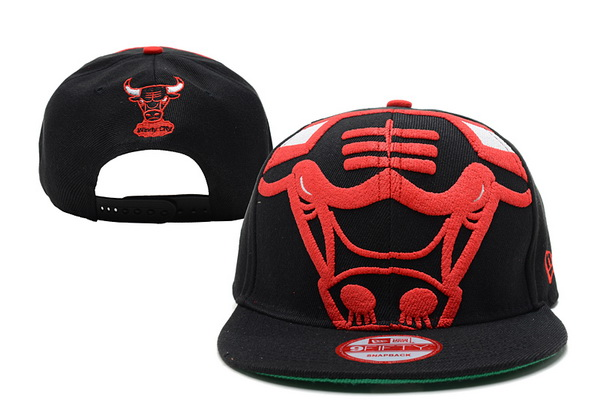 Chicago Bulls NBA Snapback Hat XDF200