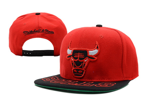 Chicago Bulls NBA Snapback Hat XDF202