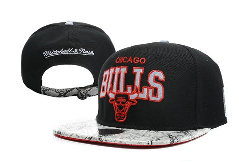 Chicago Bulls NBA Snapback Hat XDF229