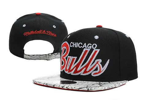 Chicago Bulls NBA Snapback Hat XDF230