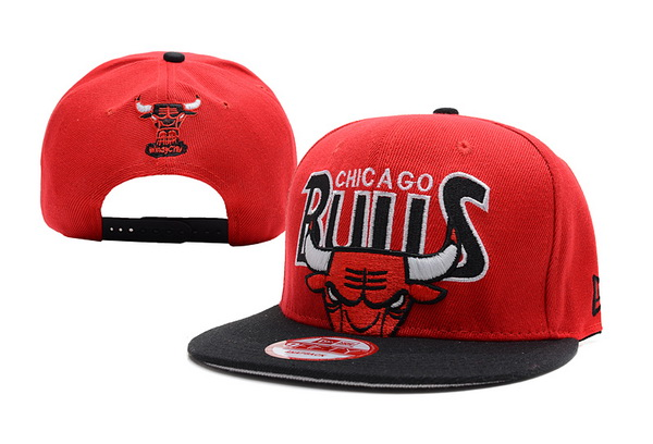 Chicago Bulls NBA Snapback Hat XDF242