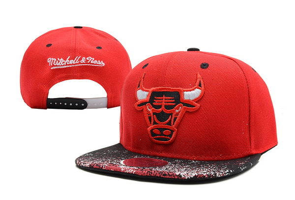 Chicago Bulls NBA Snapback Hat XDF264