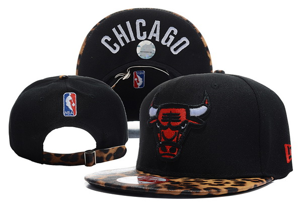 Chicago Bulls NBA Snapback Hat XDF301