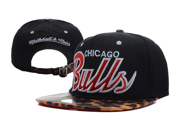 Chicago Bulls NBA Snapback Hat XDF303