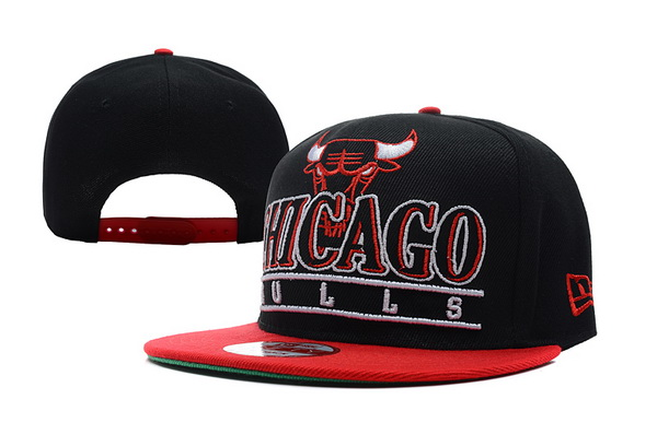 Chicago Bulls NBA Snapback Hat XDF349