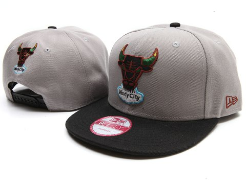 Chicago Bulls NBA Snapback Hat YS007