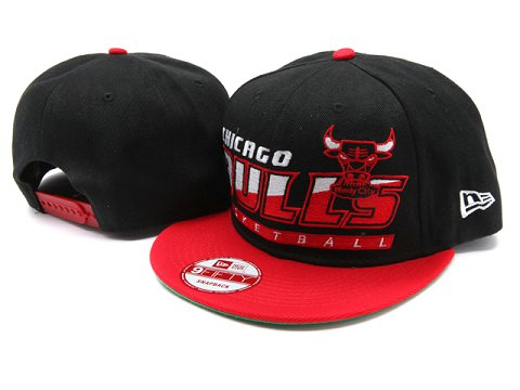 Chicago Bulls NBA Snapback Hat YS016