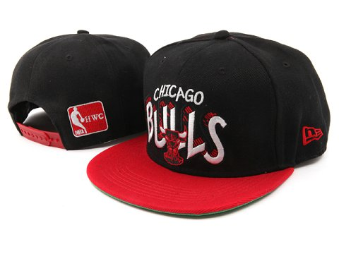 Chicago Bulls NBA Snapback Hat YS033