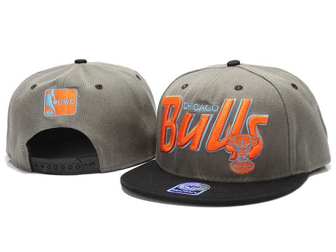 Chicago Bulls NBA Snapback Hat YS062