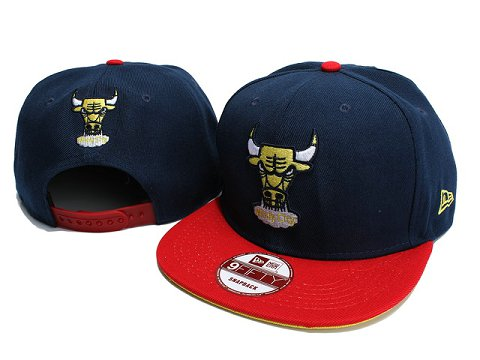 Chicago Bulls NBA Snapback Hat YS063