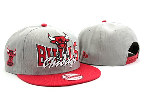 Chicago Bulls NBA Snapback Hat YS077
