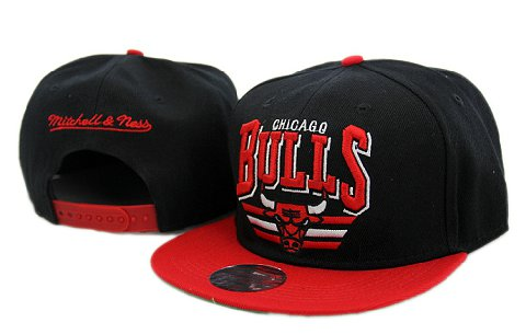 Chicago Bulls NBA Snapback Hat YS079