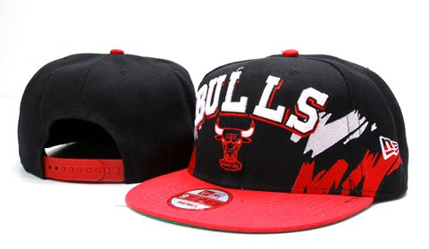 Chicago Bulls NBA Snapback Hat YS112
