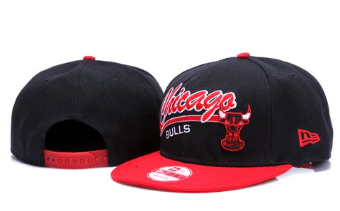 Chicago Bulls NBA Snapback Hat YS132