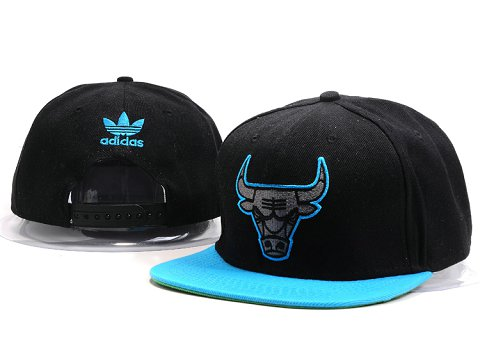 Chicago Bulls NBA Snapback Hat YS180