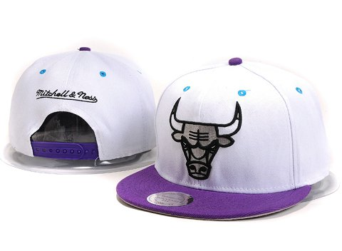 Chicago Bulls NBA Snapback Hat YS205