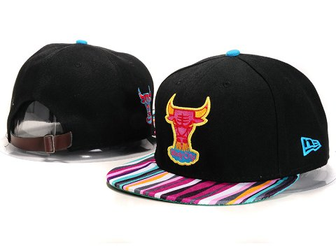 Chicago Bulls NBA Snapback Hat YS241