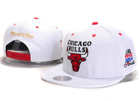 Chicago Bulls NBA Snapback Hat YS244
