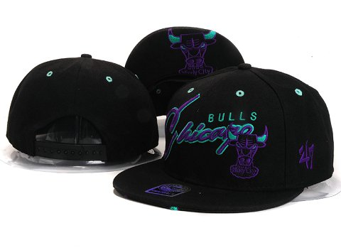Chicago Bulls NBA Snapback Hat YS276