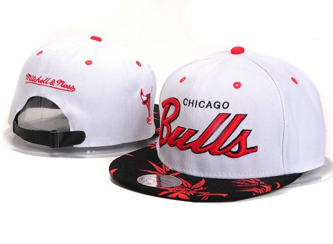 Chicago Bulls NBA Snapback Hat YS282