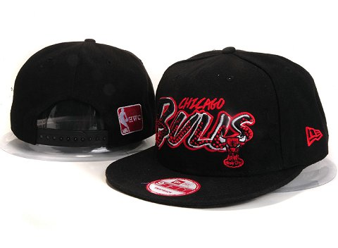 Chicago Bulls NBA Snapback Hat YS295
