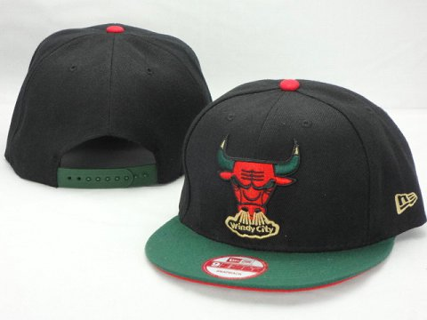 Chicago Bulls NBA Snapback Hat ZY07