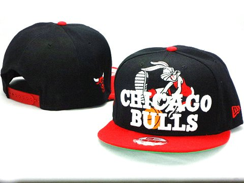 Chicago Bulls NBA Snapback Hat ZY08