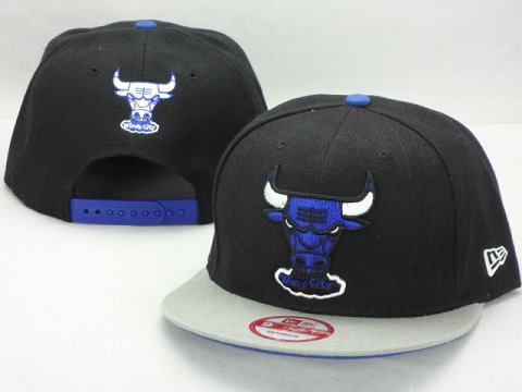 Chicago Bulls NBA Snapback Hat ZY11