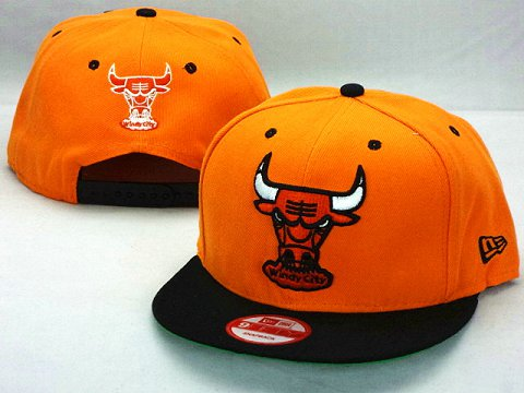 Chicago Bulls NBA Snapback Hat ZY14