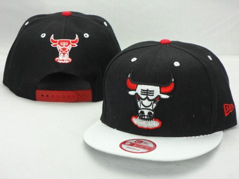 Chicago Bulls NBA Snapback Hat ZY16