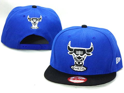 Chicago Bulls NBA Snapback Hat ZY19
